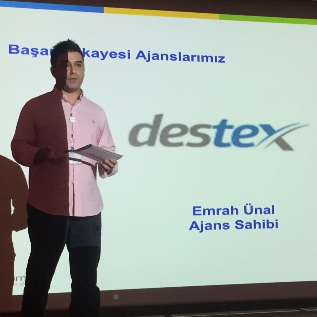 Destex, Genç Ajanslara Tecrübelerini Paylaştı!
