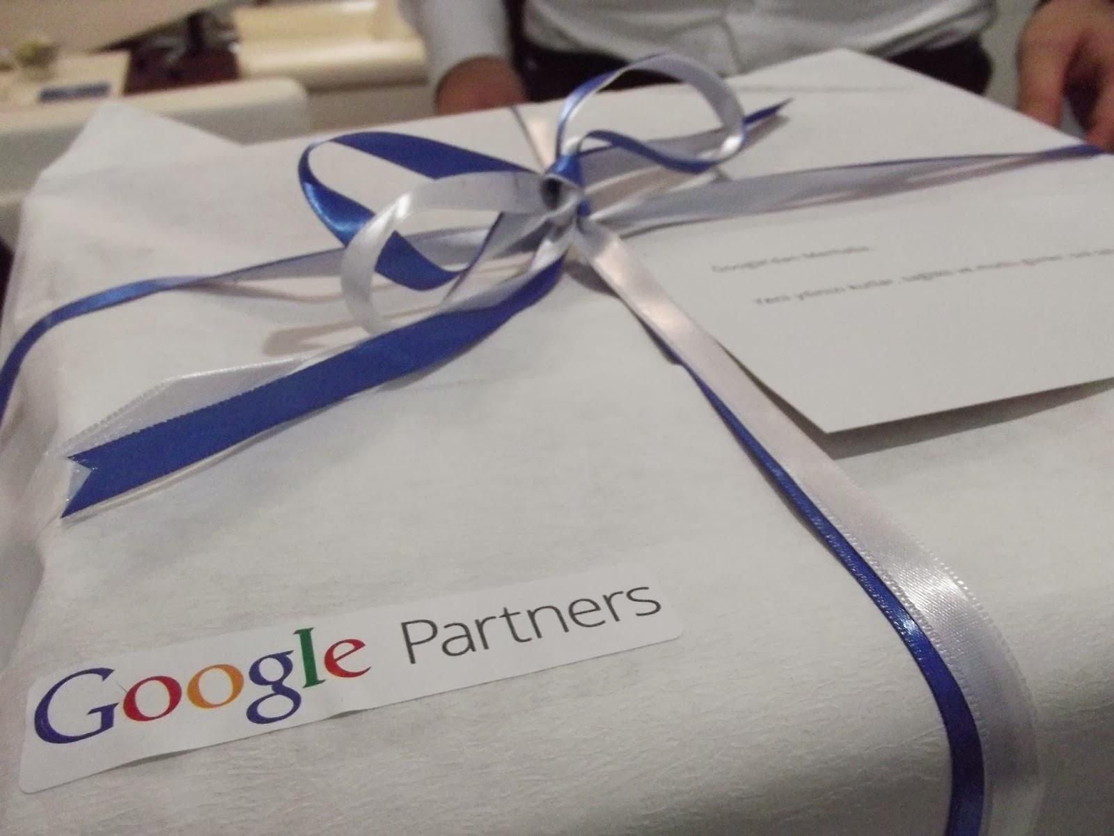 Google Türkiye'den Hediyeler