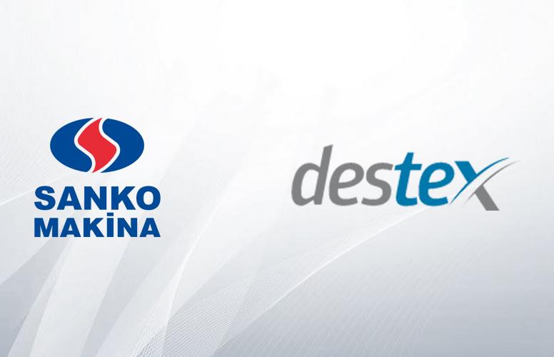Sanko Makina, Sosyal Medya Alanında Destex'e Güveniyor