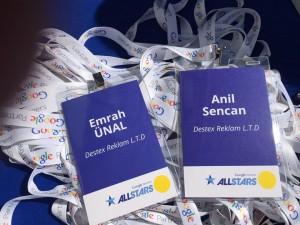 Amerika'da Google Plex'de gerçekleşen Global Summit 2015 Etkinliğine Katıldık