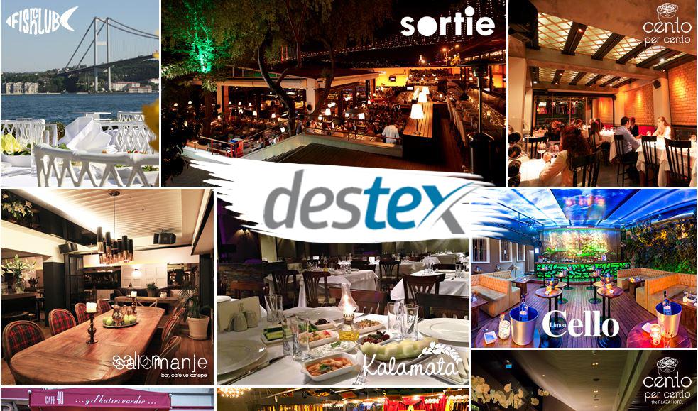 Eksen Group Sosyal Medya'da Destex'e Güvendi!