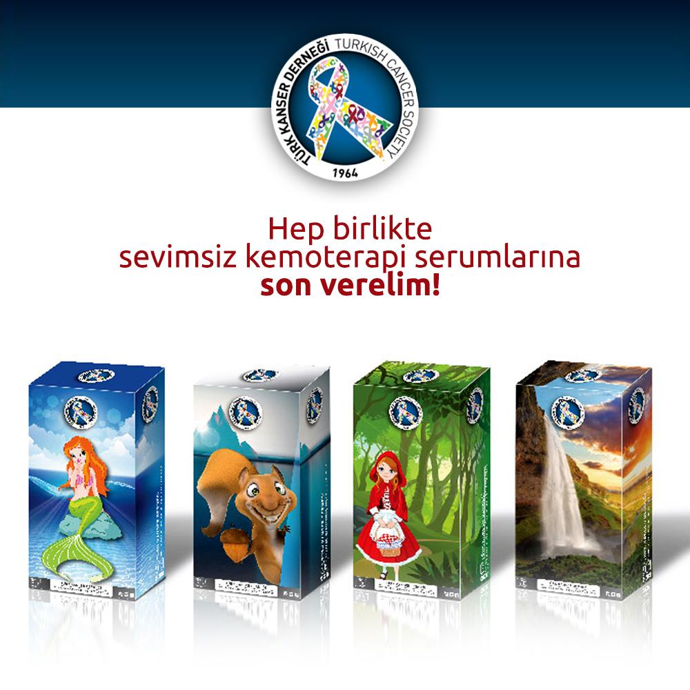 Türk Kanser Derneği'nin Reklam Destekçisiyiz!