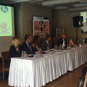 Türk Kanser Derneği'nin Reklam Destekçisi Olarak Basın Lansmanına Katıldık