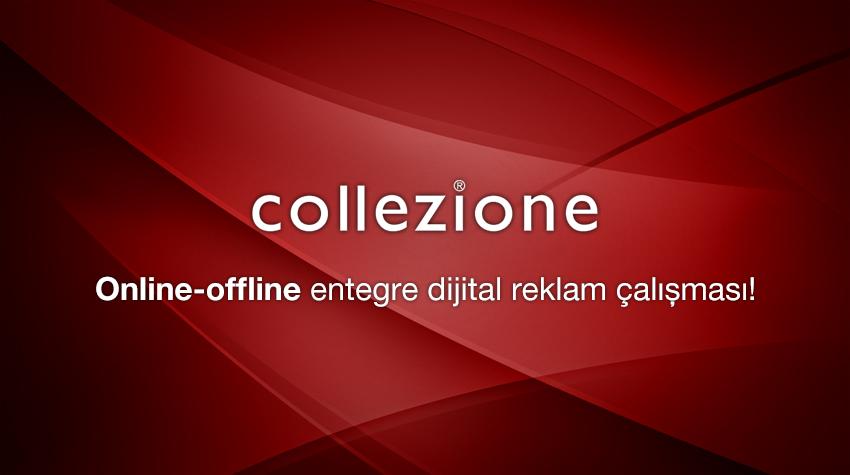 Collezione İle Ses Getiren Bir Dijital Reklam Kampanyası Düzenledik