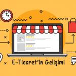 Türkiye'de E-Ticaretin Gelişimi