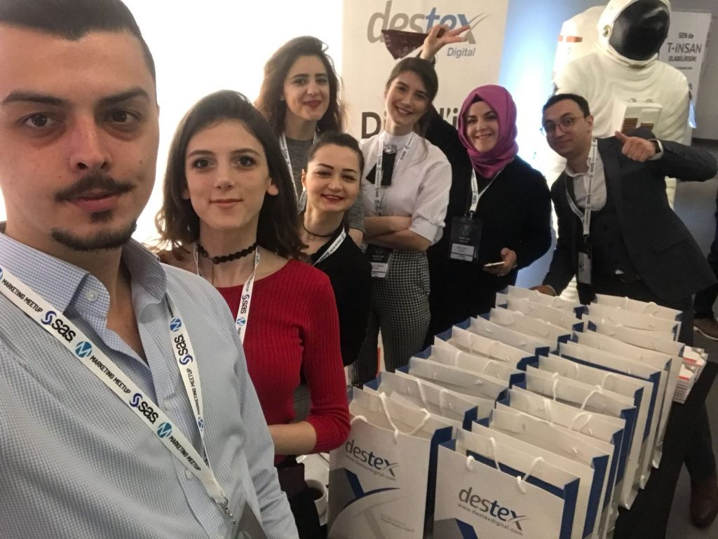 Marketing Meetup 2018 'DENEYİM'i!