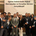 Eğitim Sektörüne Yönelik Dijital Davranışlar ve Fırsatlar Zirvesi Gerçekleşti!