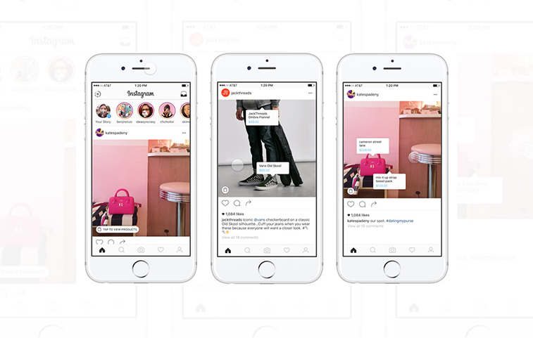 Instagram Ödeme Sistemi - İnstagram E-Ticaret