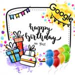 Google 20. Doğum Günü