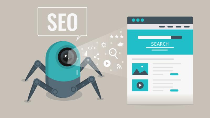 Bir web sitesinin taranması ve indekslenmesi nedir?