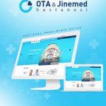 OTA & Jinemed Hastanesi'nin Web Sitesini Yeniledik!
