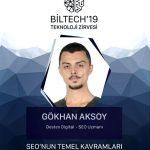 Bilgi Üniversitesi İle BilTech'19 Teknoloji Zirvesi İçin Bir Araya Geldik!