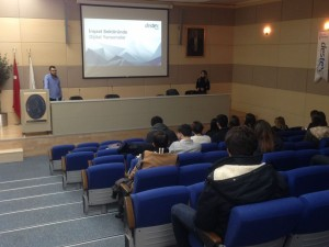 İstanbul Teknik Üniversitesinde Gayrimenkul Sektöründe Dijital Yansımaları Değerlendirdik - 2016